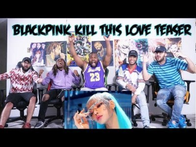BLACKPINK - 'Kill This Love' M/V Teaser | Reaction/Review