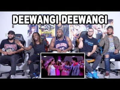 Deewangi Deewangi Full Video Song HD Om Shanti Om Reaction/Review