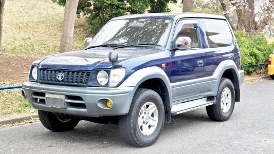 1999 Toyota Land Cruiser Prado 90 (Canada Import) Japan Auction Purchase Review