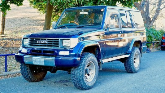 1994 Land Cruiser Prado Turbo Diesel (USA Import) Japan Auction Purchase Review