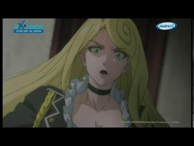 Animax Indonesia continuity 7/8/2019